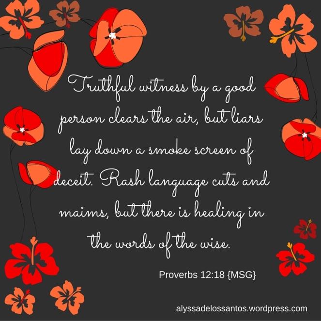 Blog Scripture