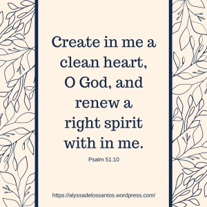 Psalm 51 Image
