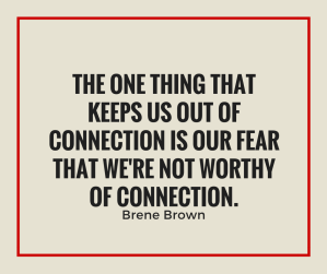 Brene Brown Connection
