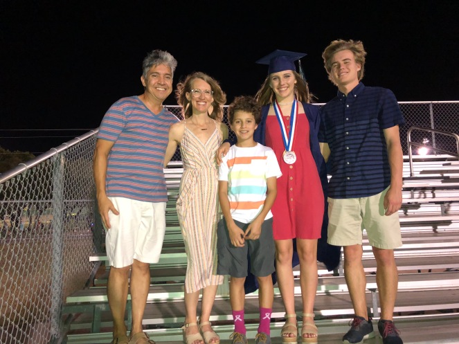 Maddy graduation 2
