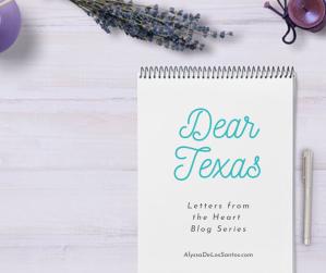 Dear Texas