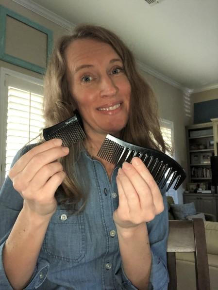 Alyssa Broken Comb