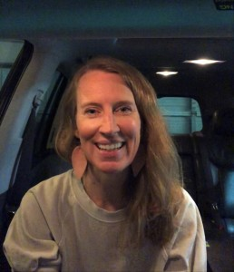 Teaching in my car