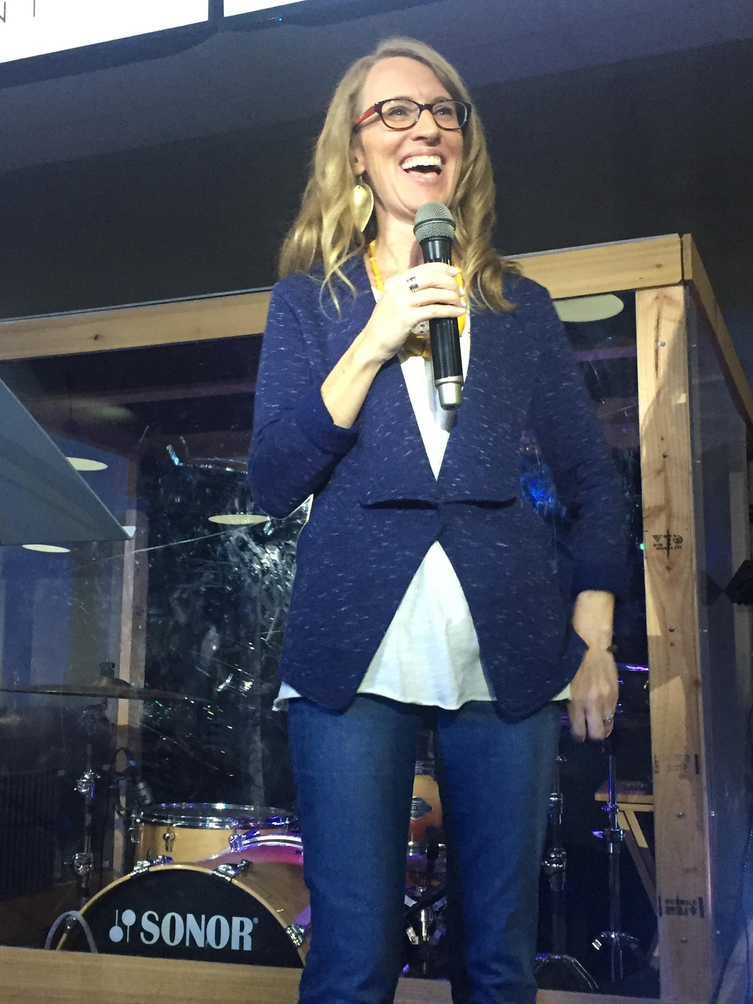 Alyssa DeLosSantos Speaker