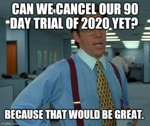 Cancel 2020 Meme