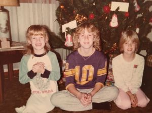 80's Christmas Photo, Alyssa DeLosSantos Speaker